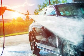 Случай на мойке ЖЕСТОКО помыли Mercedes