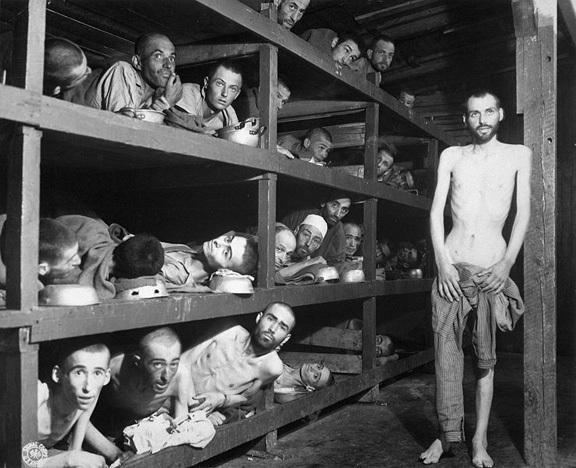 Самое известное холокостное фото конечно же оказалось подделкой
