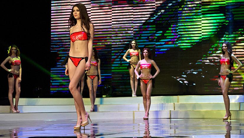 Красоты Крыма: в Симферополе прошёл конкурс «Мисс Республика»