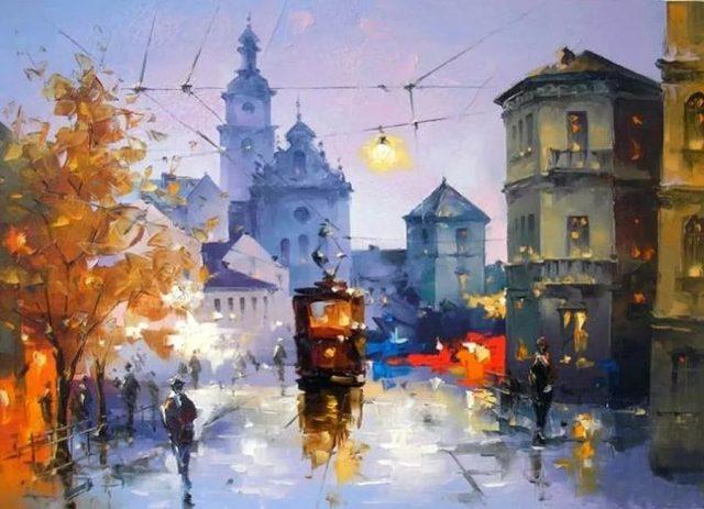 художник Игорь Кухарский картины – 03