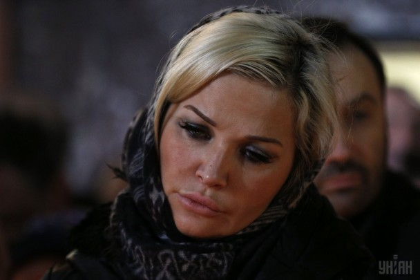 """После убийства мужа Мария Максакова готовит поступок, """"взрывающий мозг"""""""