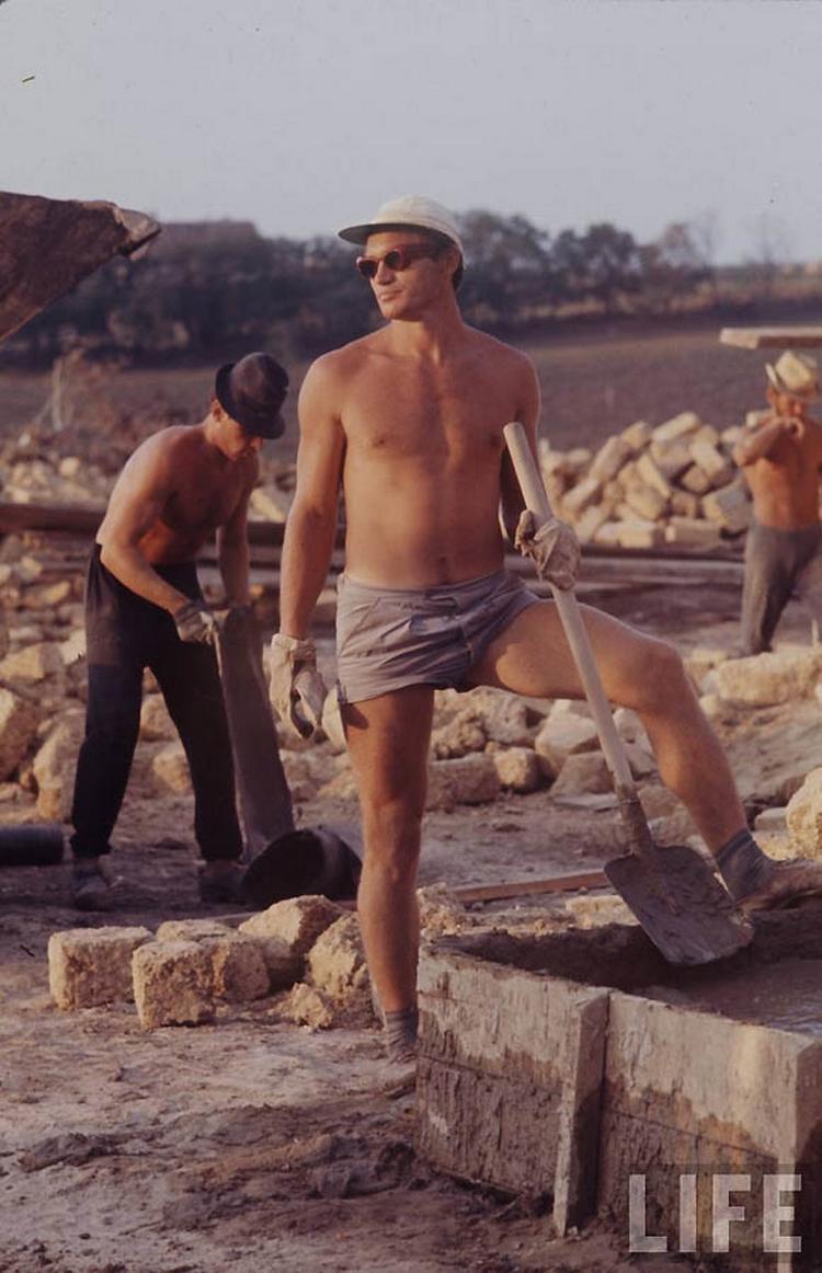 Как жила советская молодёжь в 1967 году. Снимал американский фотограф Билл Эппридж 33