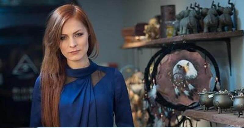 Эстонская ведьма Мэрилин Кер…