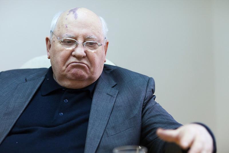 Откуда деньги, Михаил Сергеевич?