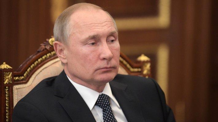 Путин внес на рассмотрение поправки в договор между РФ и Южной Осетией
