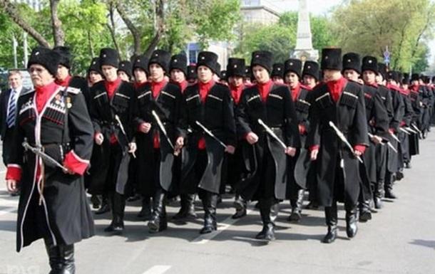 В Абхазии грозят прислать казаков на Донбасс