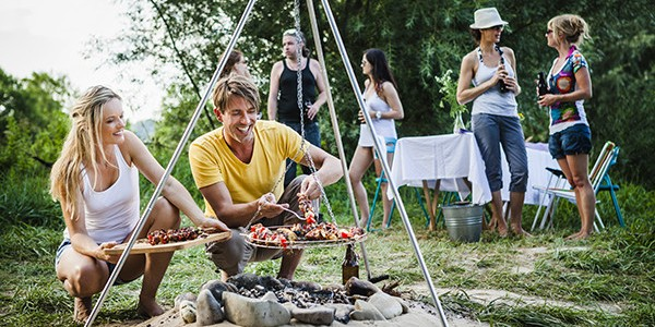 essay on riverside picnic