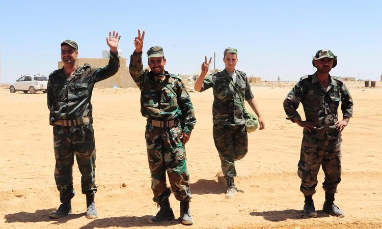 Разгромлена самая боеспособная группировка боевиков ИГИЛ