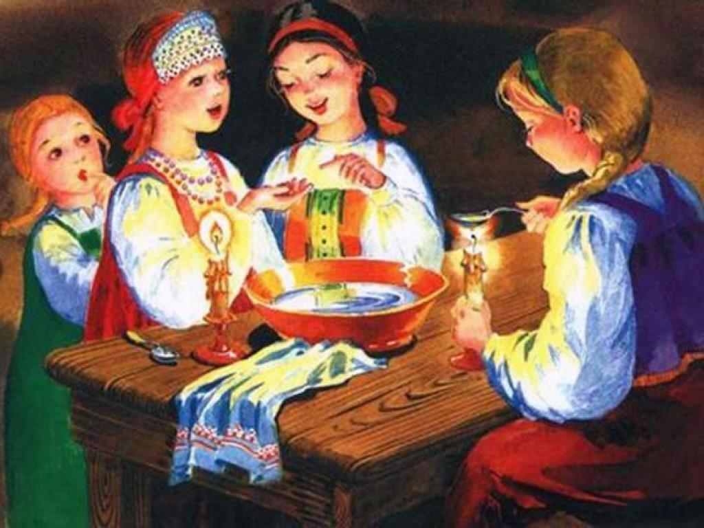 Святки на Руси - традиции, обычаи, гадания