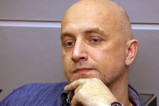 Прилепин о возможной гибели актера Пашинина в Донбассе
