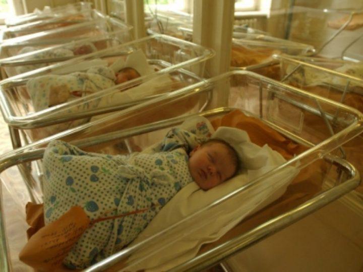 У меня было два сына, когда я забеременела в третий раз…