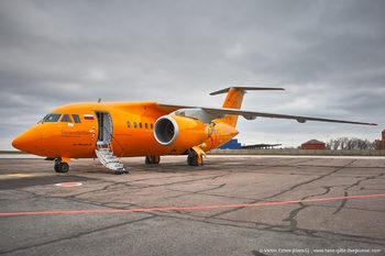 Россия отказалась от производства украинских самолетов Ан-148