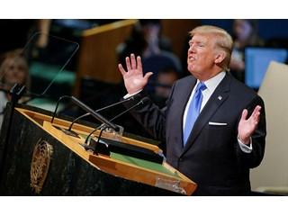 Речь Трампа в ООН показывает его замыслы