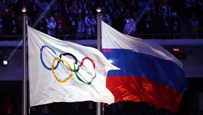Жёстко!!! Про МОК и не допуск России на Олимпиаду -2018