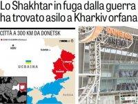 В Италии снова назвали Крым …