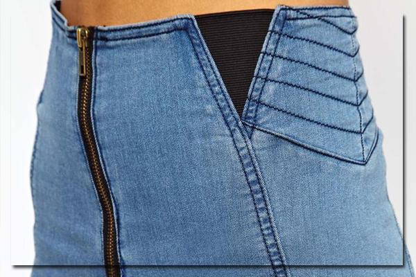 Как расширить одежду: платье, штаны, юбку
