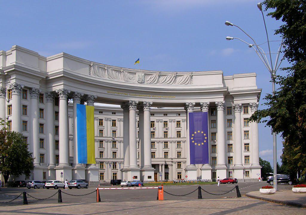 Украина в очередной раз опозорилась