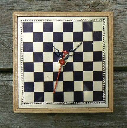 Часы для шахматиста +1 идея