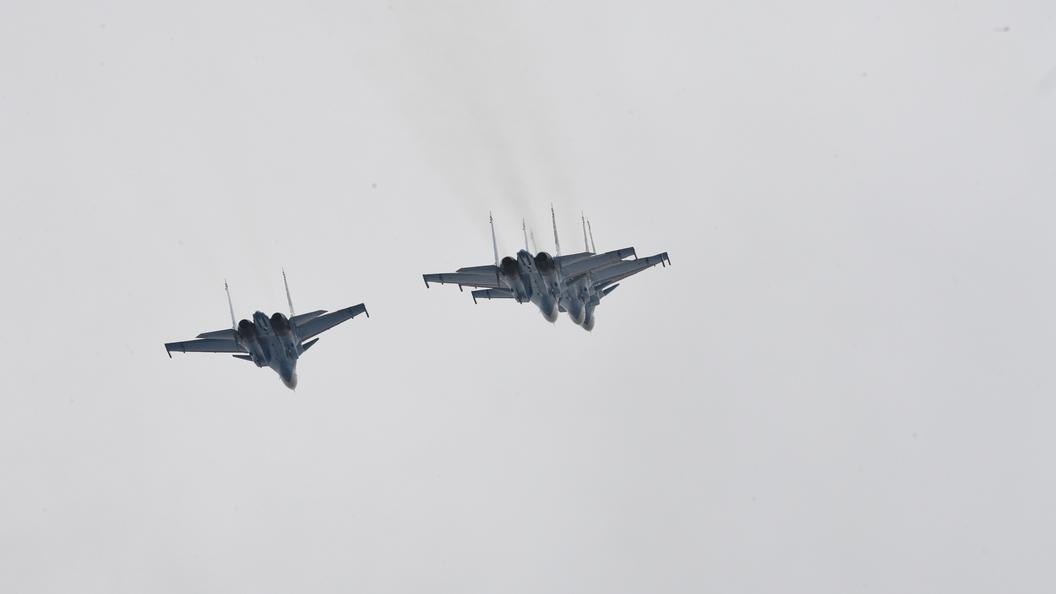 """Не пыжьтесь, ребята: """"Перехват"""" российских Су-25 оказался трусливым побегом истребителя США"""