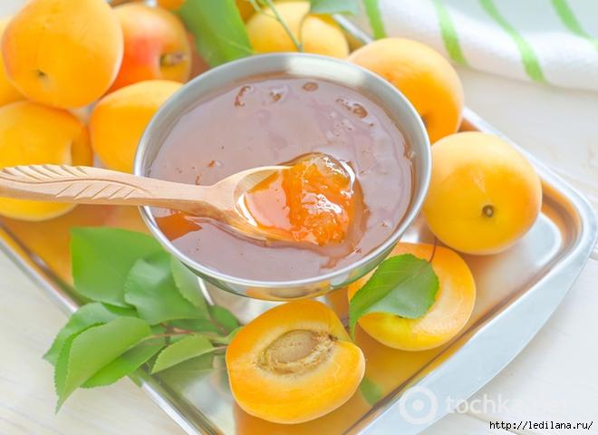 Конфитюр из абрикосов – нежный десерт со вкусом солнца