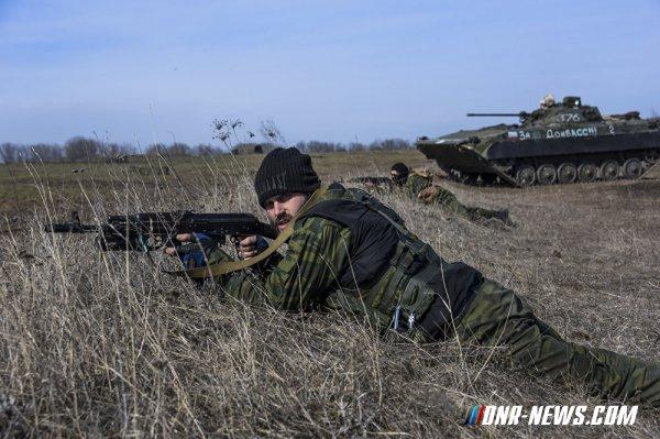 В ДНР сегодня на сбор прибыло 27000 резервистов