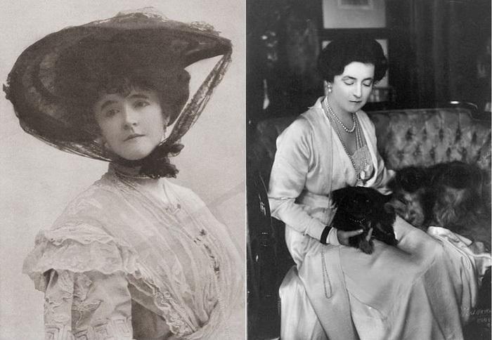 Люсиль - родоначальница показов мод и самая известная кутюрье рубежа 19-20 веков