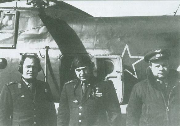 Полковник Осипов, майор Хитрин, капитан Галкин. Это они прибыли на место посадки Ю.Гагарина. СССР, Ю. Гагарин, история, факты, фото