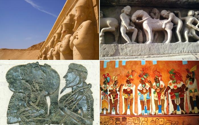 10 сексуальных традиций древнего мира, которые могут шокировать