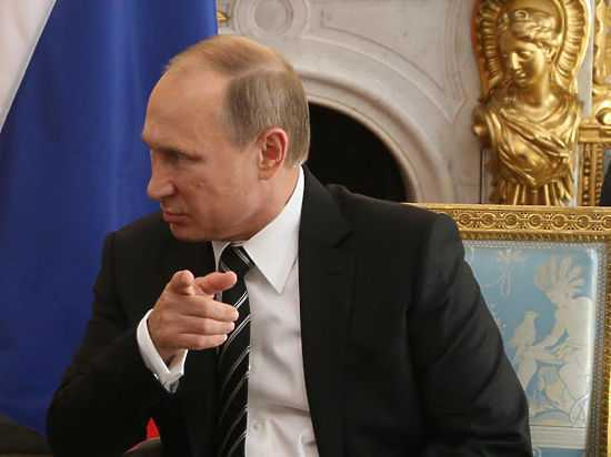 И вот с «этим» Путину приходится работать