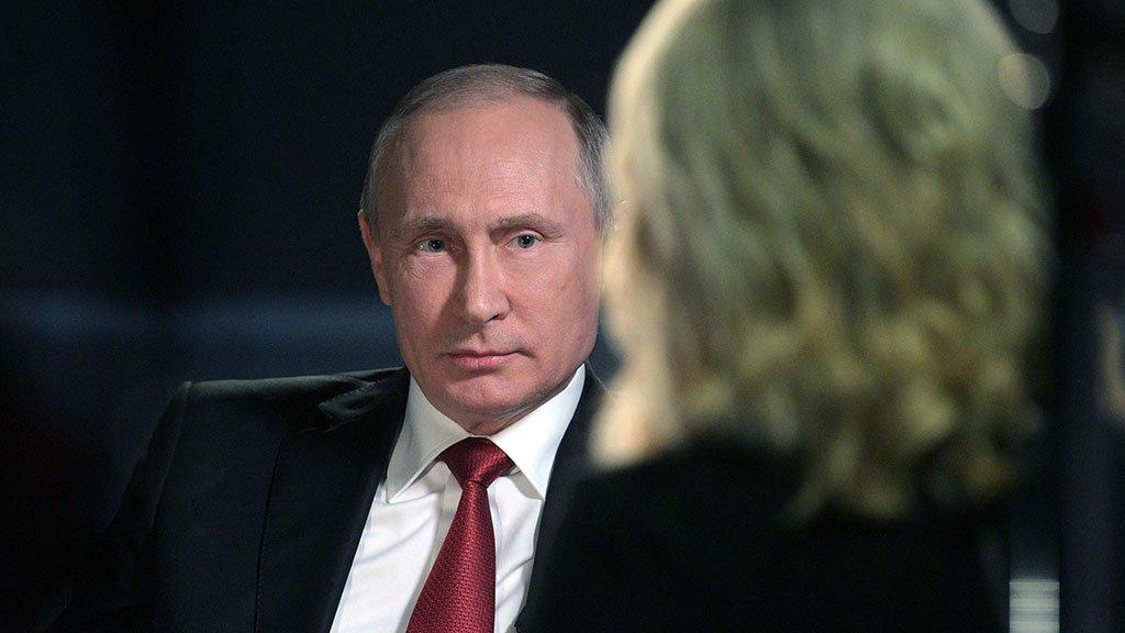 """""""Многоходовочка"""" от Путина в…"""