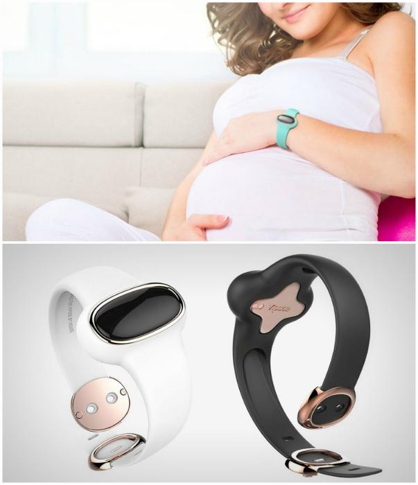 Браслет для беременных Birthstone.