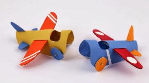 Игрушки из рулонов (4)