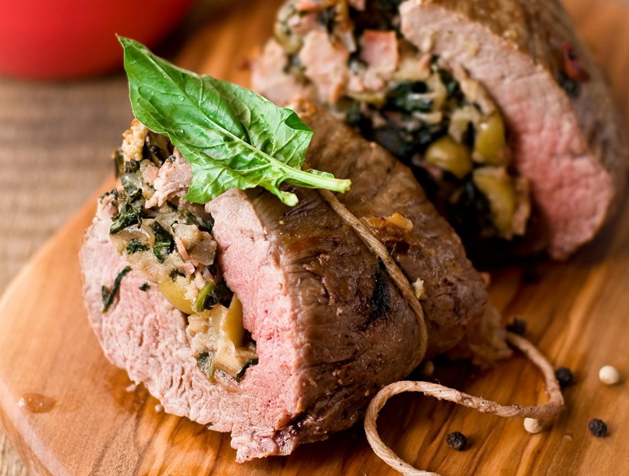 Блюда из мяса на новый год рецепты с