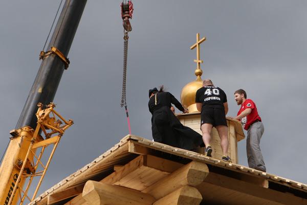 Ресин: Москве нужны храмы минимум на 1000 прихожан