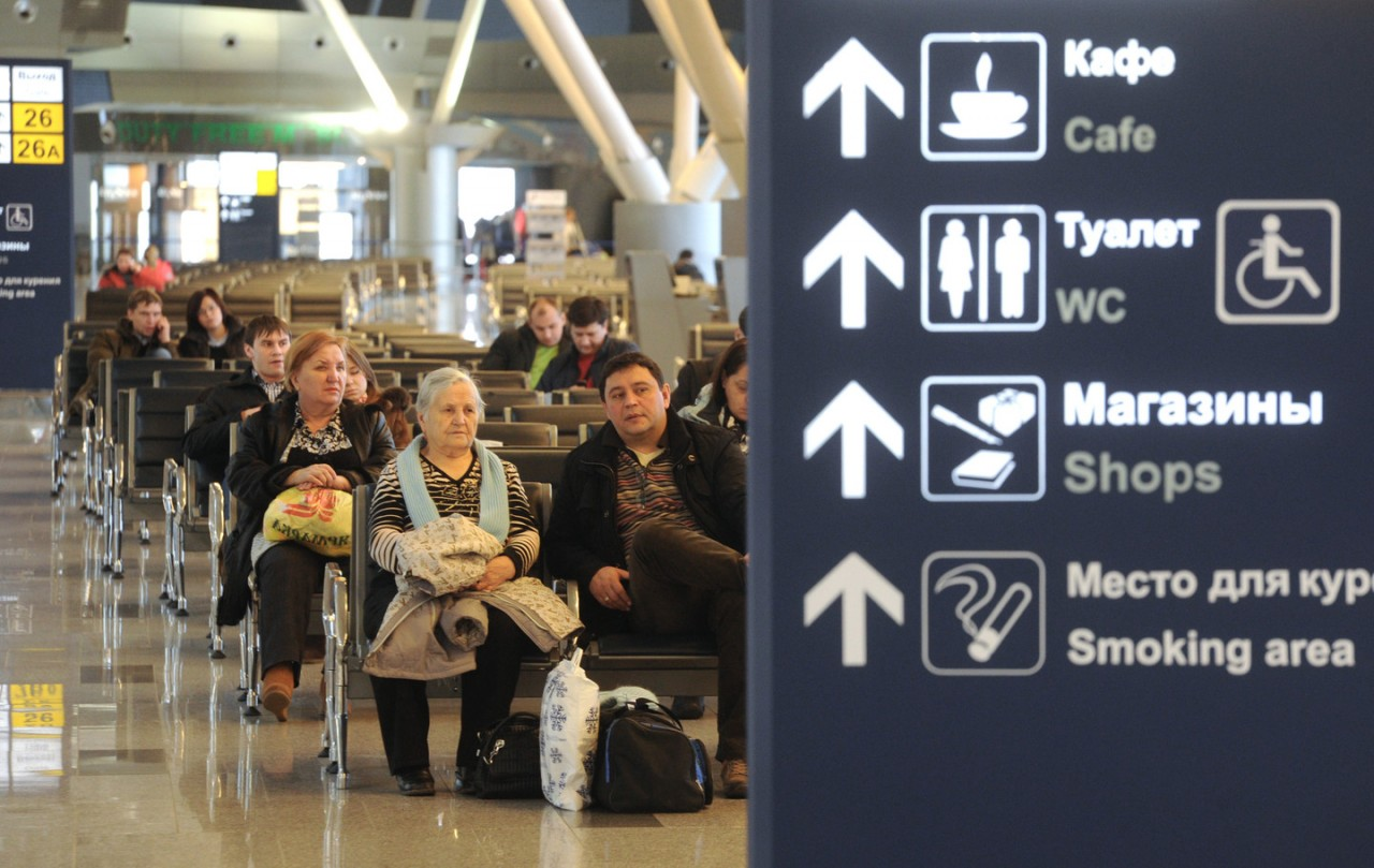 ФАС заинтересовалась ценами в кафе на территории российских аэропортов