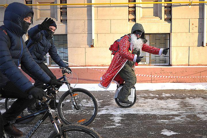Надо ехать: Москва готовится к Третьему зимнему велопараду