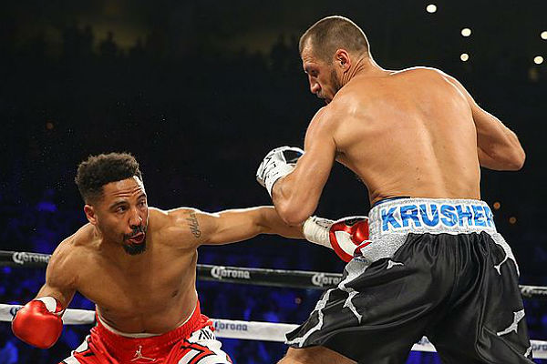 Ковалев обжаловал итоги реванша с Уордом