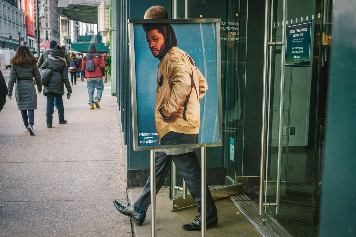 Уличная фотография Джонатана Хигби