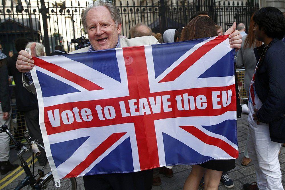 Британия готова заплатить 40 млрд евро - только бы не быть в Евросоюзе