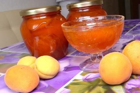 Фото к рецепту: Абрикосовое варенье