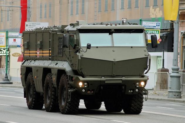 «Умные броневики»: на пути к технологическому совершенству армии России