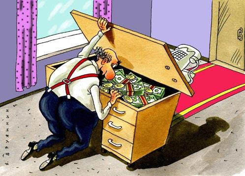 «Казус казнокрада» – это политика, а не мораль