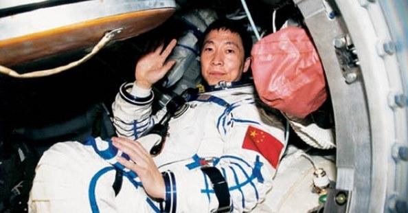 Первый китайский космонавт рассказал о странных звуках в космосе