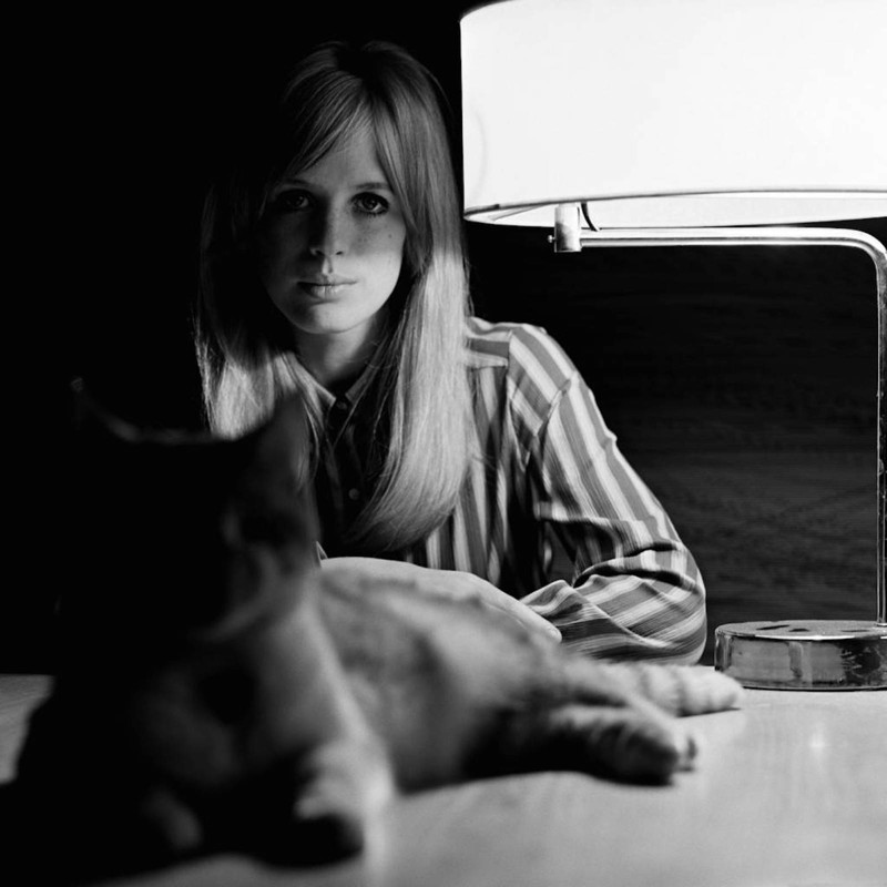 Marianne Faithfull 60е, англия, ностальгия
