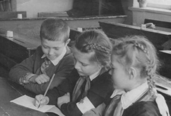 Химический карандаш в СССР