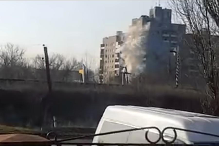 Срочно: ВСУ устроили провокацию в Авдеевке