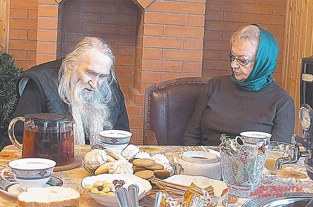 Военная тайна Алёши: Старец Илий — о помощи Божией в Курской битве