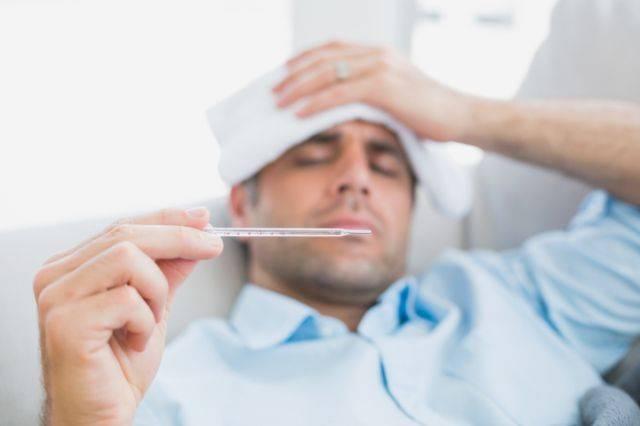 Почему в России мужчины живут меньше? Боремся с простудой без вреда для сердца