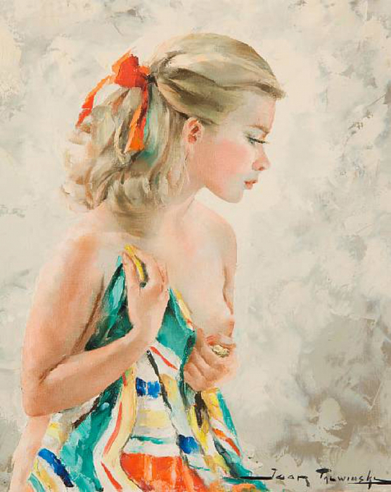 Tiny young teen nude art