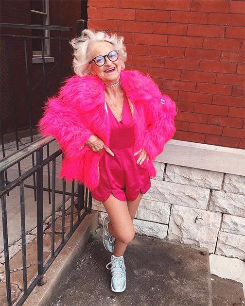 Пожилые красавицы: смелые фото дам в возрасте поражают сеть